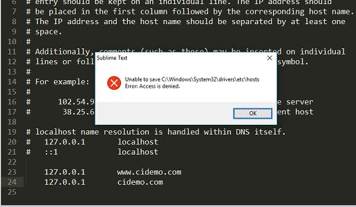 How-to-create-virtual-host-on-XAMPP-Server-step-1