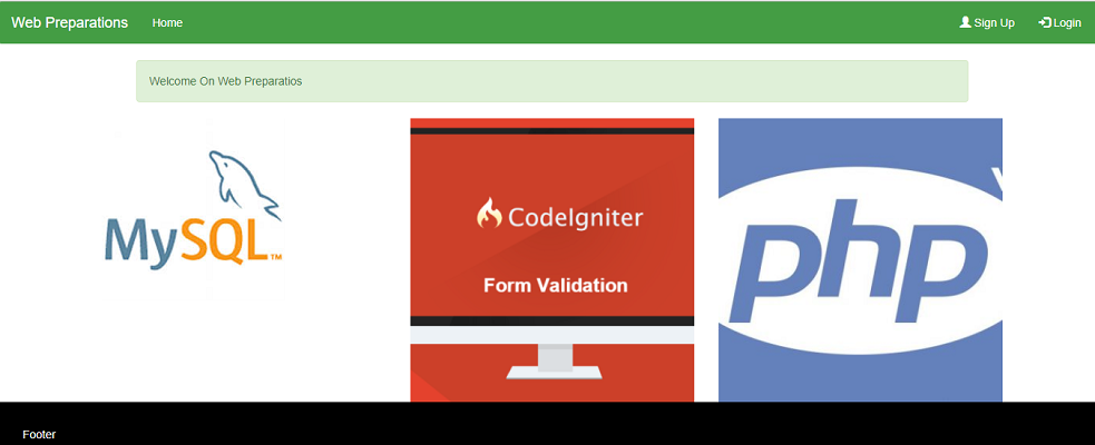 how-to-create-header-Footer-and-navigation-in-codeigniter