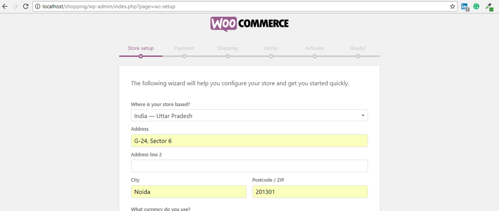 how-to-create-E-Commerce-website-in-wordpress-using-woocommerce-plugin-step-6