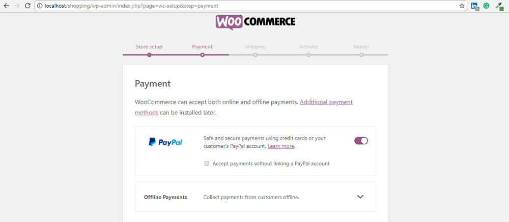 how-to-create-E-Commerce-website-in-wordpress-using-woocommerce-plugin-step-7
