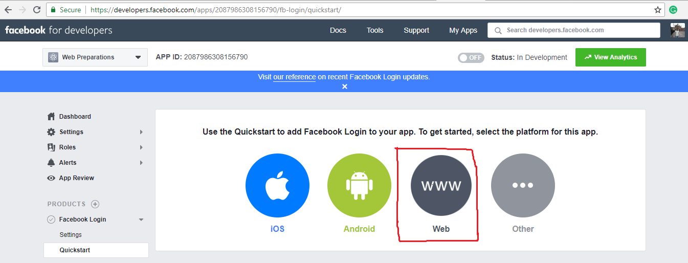 how-to-create-facebook-app-and-app-secret-step-4
