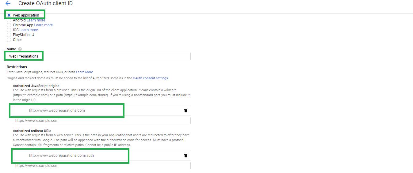 how-to-create-google-plus-app-and-app-secret-