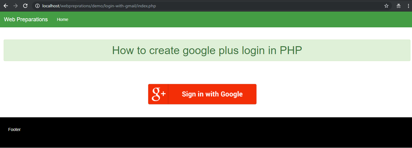 how-to-create-google-plus-login-in-php-step-1